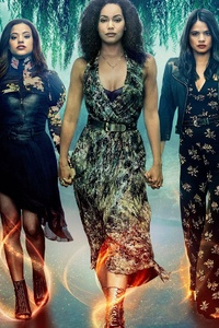 2160x3840 Charmed Season 3