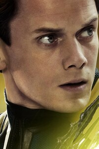 Chekov Star Trek Beyond