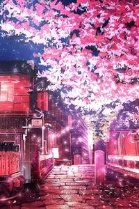 Cherry Tree Anime