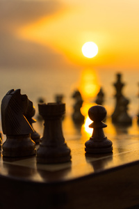 750x1334 Chess 8k
