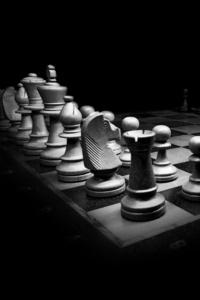 Chess Monochrome
