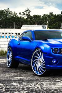 Chevrolet Camaro And Acura 8k