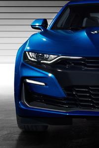 Chevrolet Camaro SS 2018 Front