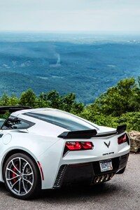 Chevrolet Corvette C7 Sports Car
