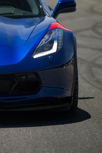 Chevrolet Corvette Grand Sport Front