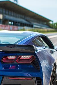 Chevrolet Corvette Grand Sport Rear