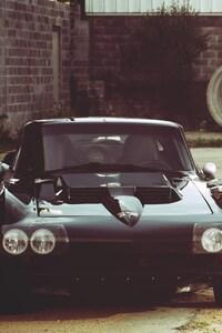 320x480 Chevrolet Corvette Grand Touring