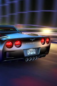 Chevrolet Corvette In Dubai