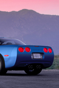 Chevrolet Corvette Z06 Car