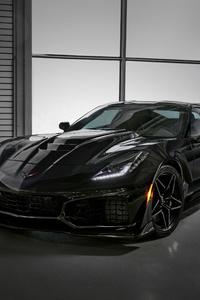 480x800 Chevrolet Corvette ZR1 2019 4k