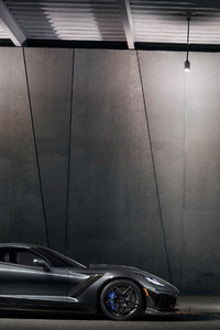 Chevrolet Corvette Zr1 4k 2019