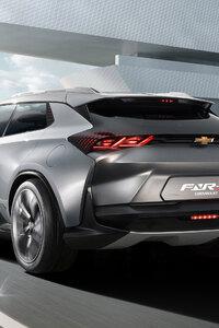 1080x1920 Chevrolet Fnr X Concept 4k