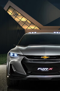 Chevrolet Fnr X Concept