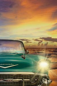 Chevrolet Old Retro Classic Vintage Car