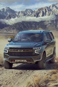 Chevrolet Tahoe Z71 2021 5k