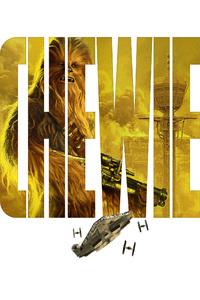 Chewie Solo A Star Wars Story 5k