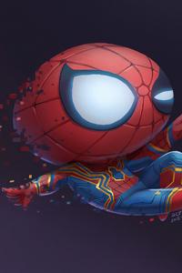 Chibi Spider Man