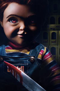 320x480 Childs Play 2019 4k