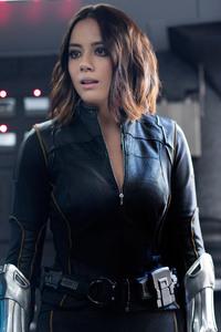 480x854 Chloe Bennet As Daisy Johnson In Agent Of Shield Season 4