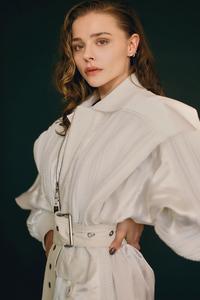 Chloe Grace Moretz By Wonderland Magazine Spring 2021 4k