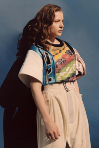 Chloe Grace Moretz By Wonderland Magazine Spring 2021 5k