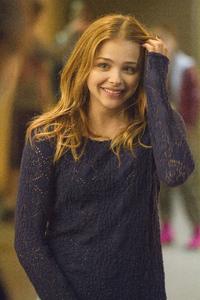 Chloe Grace Moretz Cute Smiling