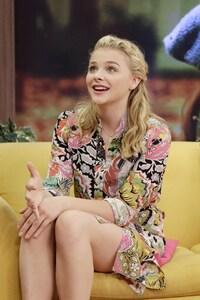 Chloe Grace Smiling