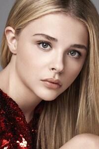 Chloe Moretz Blonde Hair