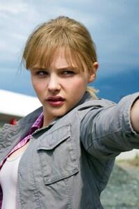 Chloe Moretz In Kicka Ass