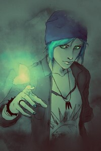 480x800 Chloe Price Life is Strange 2