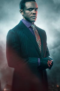 Chris Chalk As Lucius Fox In Gotham Season 5