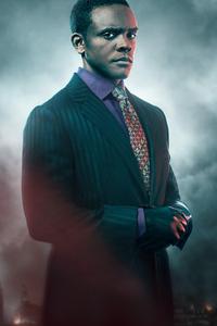 Chris Chalk As Lucius Fox In Gotham Season 5