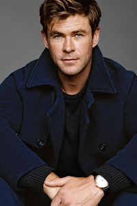 Chris Hemsworth GQ 2018