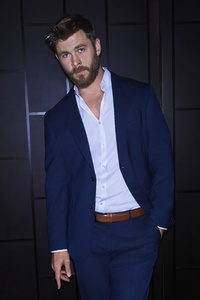 Chris Hemsworth HugoBoss 2017