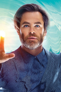 Chris Pine A Wrinkle In Time 2018 Movie