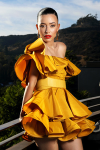 480x800 Christian Serratos 5k