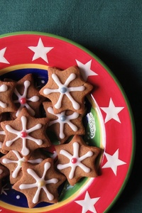 480x800 Christmas Cookies