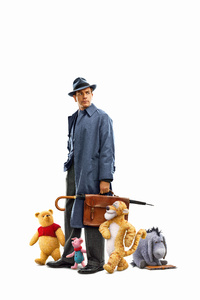 Christopher Robin Movie 8k