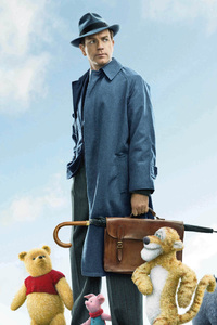 480x854 Christopher Robin Movie Poster