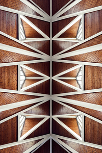 Church Hidden Away Creative Photography 5k