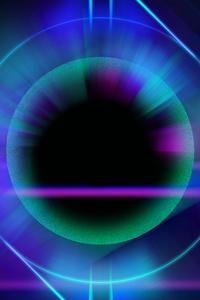 Circle Abstract5k