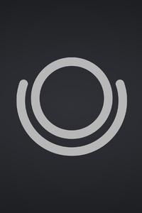 Circle Black Minimalism 4k