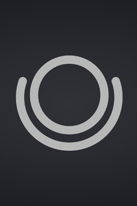 720x1280 Circle Black Minimalism 4k