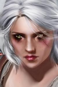 Ciri The Witcher 3
