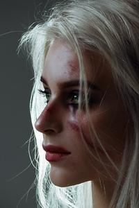 Ciri Witcher 3 Cosplay 4k
