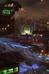 800x1280 City 4