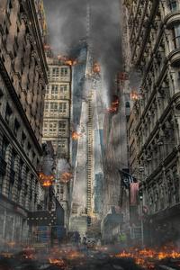 City Explosion 5k