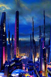 City Futuristic