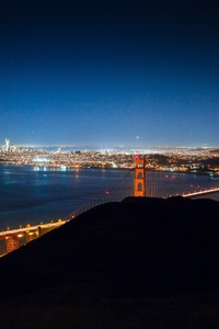 240x400 City Lights San Francisco 5k