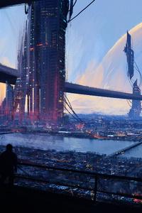 City Shape Exploratin 4k